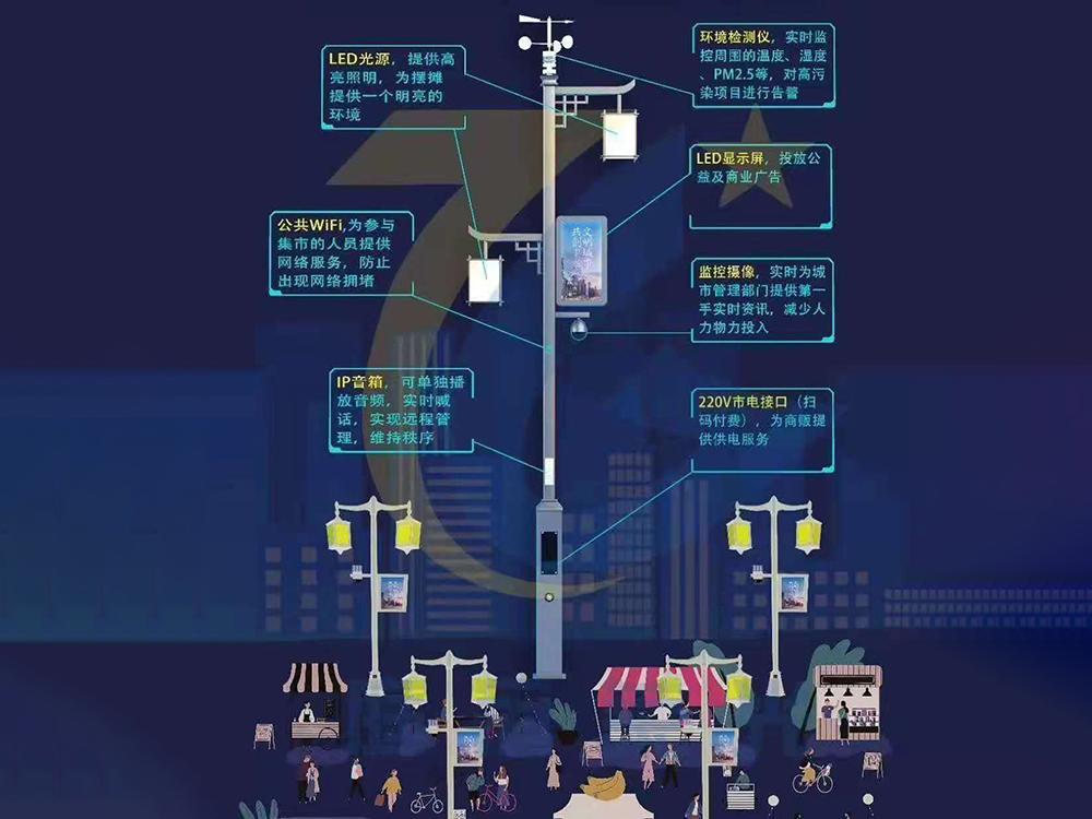 北京智慧路灯